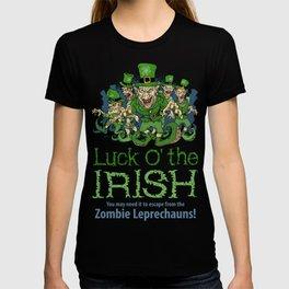 Zombie Leprechauns T-shirt
