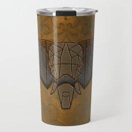 Wonderful elephant Travel Mug