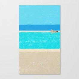 pool-2 Canvas Print