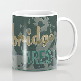 SRC Preparations. Racecar Rebels. Firebridge Poster Green Coffee Mug