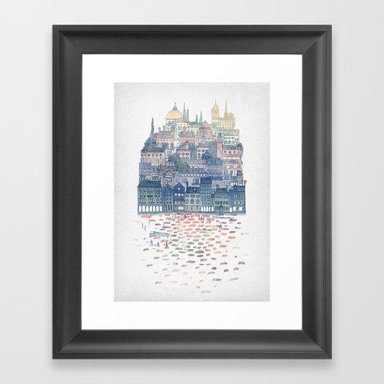 Serenissima Framed Art Print
