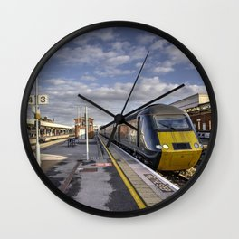 Taunton Flying Welshman Wall Clock