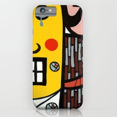 the UNCSCRUPULOUS NONSENSICAL IRREPRESSIBLY INFINITESIMAL INFESTATION of GREED iPhone 6s Slim Case