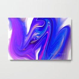 """""""Milky Way"""" Print Metal Print"""