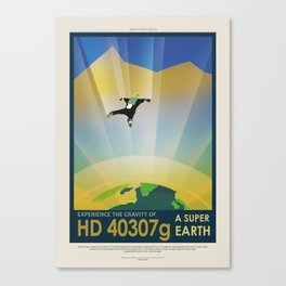 HD-40307g Canvas Print