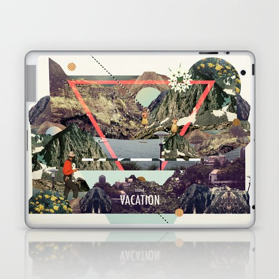 island Vacation Laptop & iPad Skin