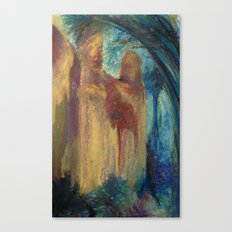 Abstract Landscape IV Canvas Print