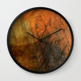 All Fall Down Wall Clock