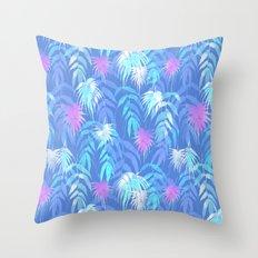 New Palm Beach - Summer Throw Pillow