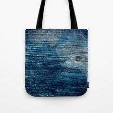 Old painted wood . Tote Bag