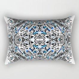 Doodle #17 kaeido Rectangular Pillow