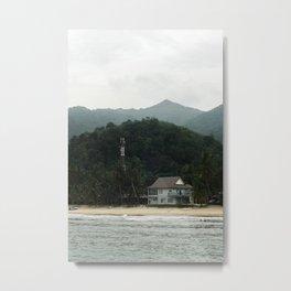Lonely Island Metal Print
