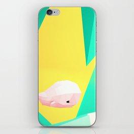 {W} iPhone Skin