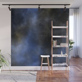 Cosmic Space Galaxy Wall Mural