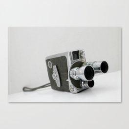 Camera 1 Canvas Print
