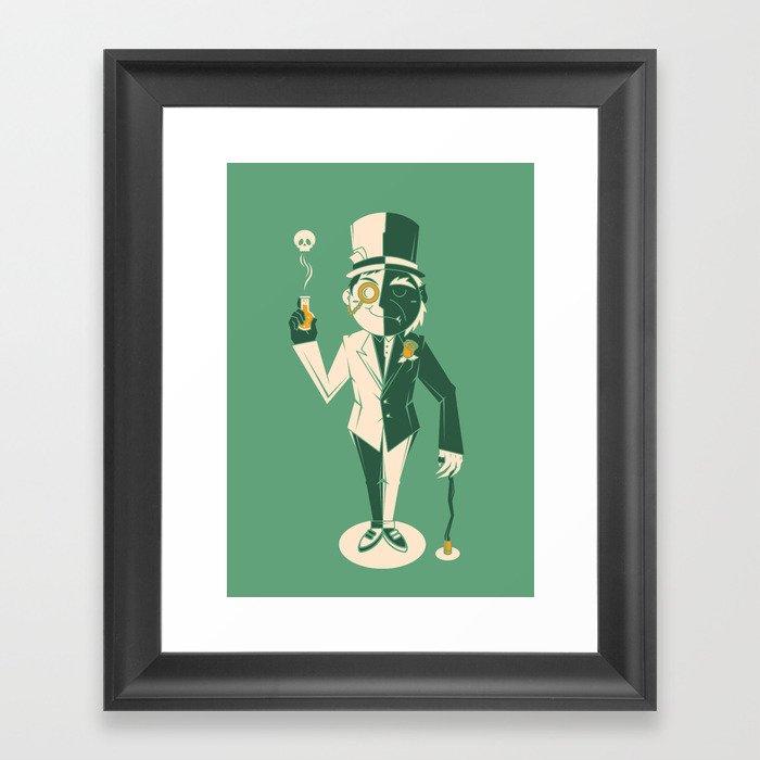 J&H Framed Art Print
