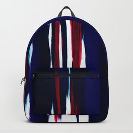 In the Hue of Blue Backpack
