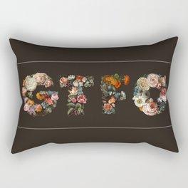 GTFO Rectangular Pillow