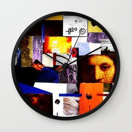 ECCE HOMO Wall Clock