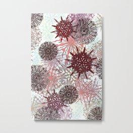flakes love Metal Print