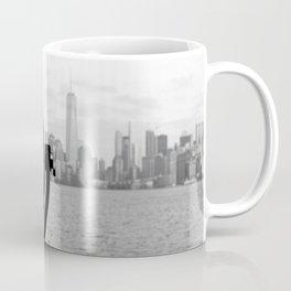 Manhattan NY Coffee Mug