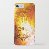 horses iPhone & iPod Cases featuring Horses by Vitta