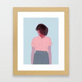 nosuprises Framed Art Print