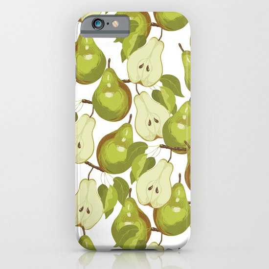 Pears Pattern iPhone & iPod Case