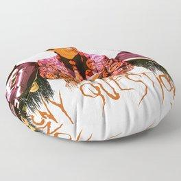 David S. Pumpkins - Any Questions? Floor Pillow