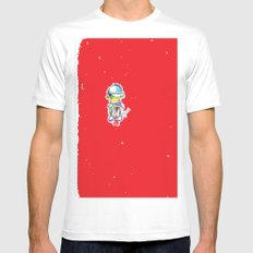 love me Mens Fitted Tee White MEDIUM