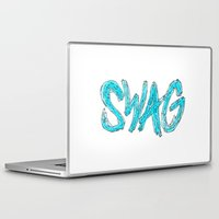 swag Laptop & iPad Skins featuring Swag by Creo