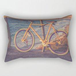 The Bike Rectangular Pillow