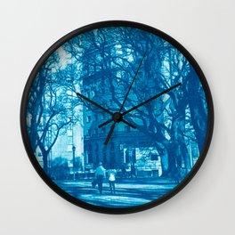 Prusia Wall Clock