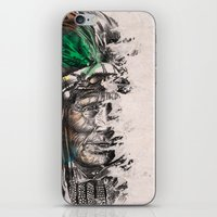 indian iPhone & iPod Skins featuring Indian  by mark ashkenazi