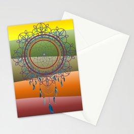 Autumn Dream Catcher Stationery Cards