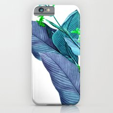 Leaf feathers Slim Case iPhone 6s