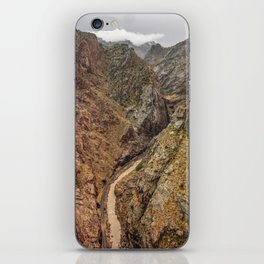 Royal Gorge Landscape with Arkansas River iPhone Skin