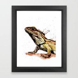 Tautara Framed Art Print