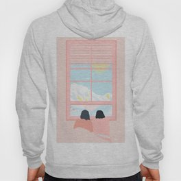 room with a view Hoody