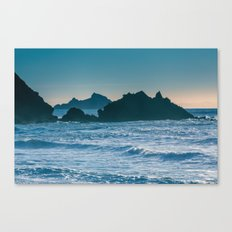 On a Saturday in Pacifica... Canvas Print