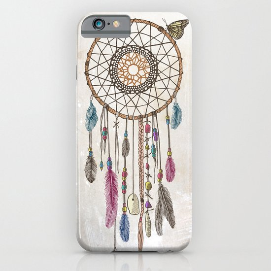 Lakota (Dream Catcher) iPhone & iPod Case