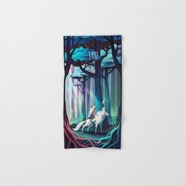 Princess Mononoke Hand & Bath Towel