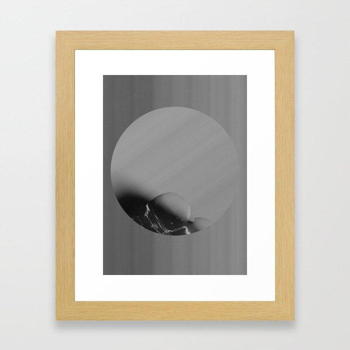 Strange Moons - 4 Framed Art Print