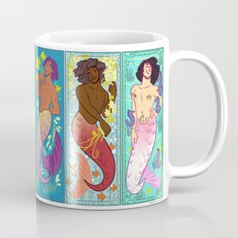 Mermen 02 Coffee Mug
