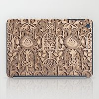 arabic iPad Cases featuring Arabic Patterns by Laurais Arts