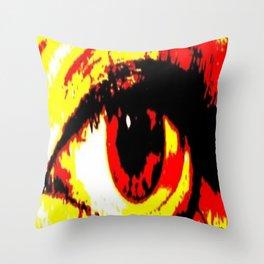Present Vision 1 Throw Pillow