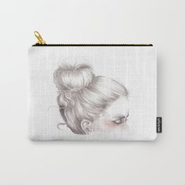 Loveland // Fashion Illustration Carry-All Pouch