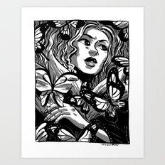 Possibilities  Art Print