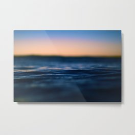 The Indian Ocean Metal Print