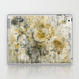Black Pigment And Coffee Laptop & iPad Skin